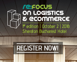 re: Focus on logistics&ecommerce