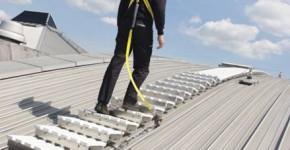 """sisteme """"life line"""" de alpinism utilitar pentru proiectele industriale"""