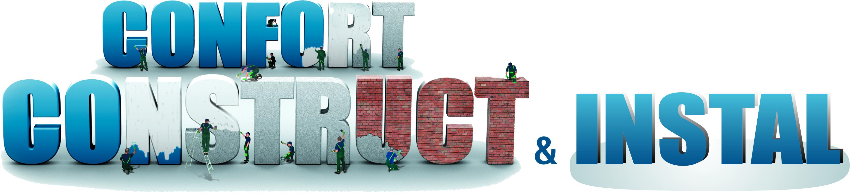 Logo Construct & Instal